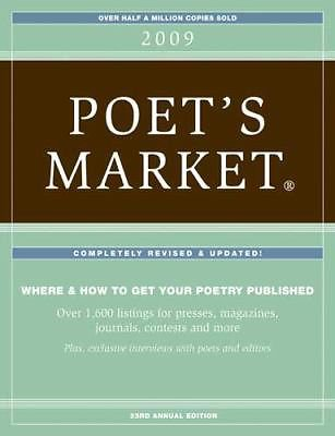Poet's Market 2009 by Writer's Digest Books Editors and Nancy Breen