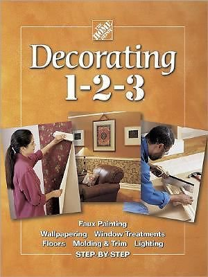 The Home Depot Decorating 1-2-3 Wallpapering Window Treatments 0696211076
