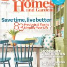 Better Homes and Gardens Magazine May 2014 Save Time, Live Better
