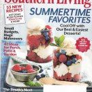 Southern Living Magazine July 2012 Summertime Favorites