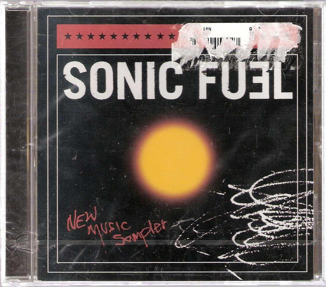 Sonic Fuel New Music Sampler Various Artists