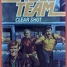 Able Team Clear Shot #34 Dick Stivers 0373612346