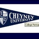 HBCU Pennant (Cheyney University)