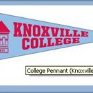 HBCU Pennant (Knoxville College)
