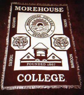 HBCU Afghan (Morehouse College)