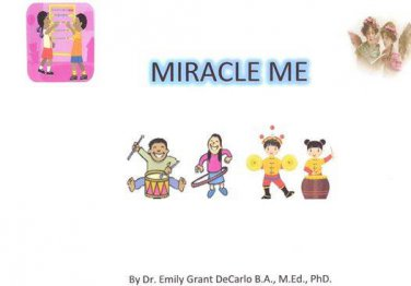 Miracle Me Children's Book