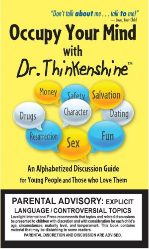 Book: Occupy Your Mind with Dr. Thinkenshine