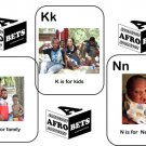 Afrobets Flashcards