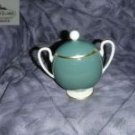 Franciscan Palomar Jade 1 Sugar Dish ( Bowl ) with Lid