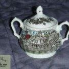 Myott / Staffordshire Royal Mail Sugar Dish ( Bowl )