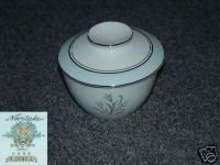 Noritake Bluebell Sugar Dish with Lid