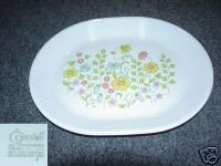 Corelle by Corning Meadow 1 Oval Serving Platter