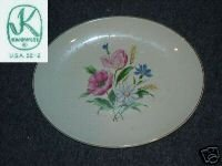 Edwin Knowles Dubarry Serving Platter