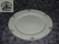 Homer Laughlin Pink Violets Pristine Chop Plate or Round Platter
