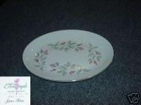 Homer Laughlin Triumph June Rose Oval Platter