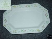 Interpace Independence Old Orchard Serving Platter