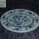 J & G Meakin Blue Nordic Oval Serving Platter