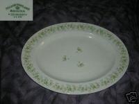 Johann Haviland Forever Spring 1 Oval Serving Platter