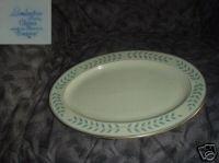 Lamberton Empire 1 Oval Serving Platter