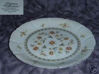 Mikasa Odessa 1 Chop Plate or Round Serving Platter
