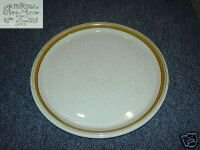 Mikasa Stone Manor 1 Round Serving Platter Chop Plate