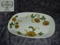 Noritake Aloha Oval Serving Platter