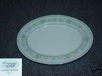 Noritake Contentment 1 Oval Serving Platter