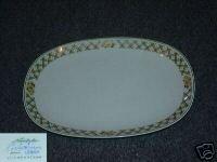 Noritake Kennesaw Oval Serving Platter