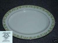Noritake Princeton Oval Serving Platter