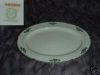 Noritake Sheridan Oval Serving Platter
