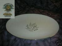 Noritake Taryn Oval Serving Platter