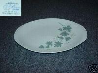 Noritake Wild Ivy Oval Serving Platter