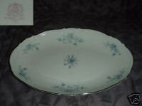 Seyei Elegant Lady 1 Oval Serving Platter