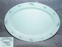 Syracuse Celeste 1 Oval Serving Platter