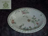 Minton Birds of Paradise 1 Oval Vegetable Serving Bowl