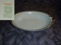Noritake Seville 1 Oval Serving Bowl with Handles