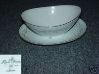 Rose China Courtland 1 Gravy Boat
