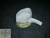 Noritake Sunglow Gravy Boat with Handle