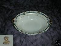 Noritake Pontiac 1 Oval Vegetable Serving Bowl