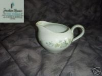 Fashion Manor Vineyard 1 Cream Pitcher ( Creamer )