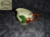 Franciscan Apple Creamer or Cream Pitcher