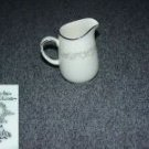 Noritake Marquis 1 Cream Pitcher Creamer