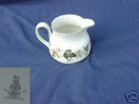 Royal Doulton Larchmont 1 Cream Pitcher Creamer - MINT