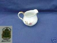 Royal Heidleburg Rosebrier 1 Cream Pitcher Creamer MINT