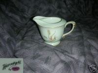 Sango Harvestgold (Harvest Gold) Cream Pitcher