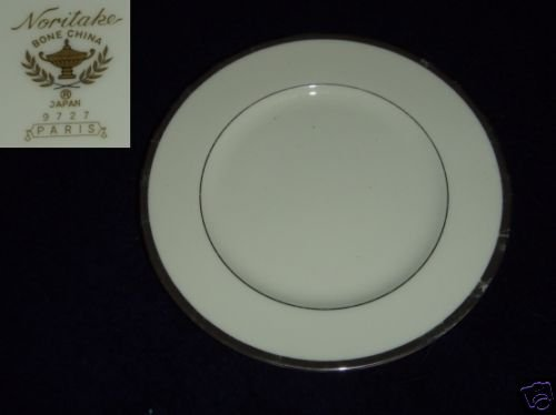 Noritake Paris 1 Bread and Butter Plate