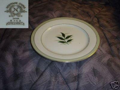 Noritake Greenbay 7 Salad Plates