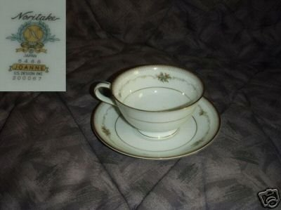 Noritake Joanne 3 Cup and Saucer Sets