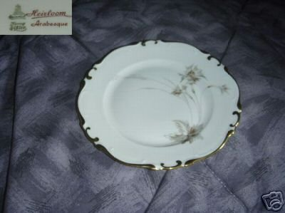 Heinrich / H & C Arabesque 4 Bread and Butter Plates