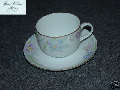 Mikasa Gabriele 4 Cup and Saucer Sets